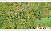 Satellite 3D Map of Zalaegerszeg