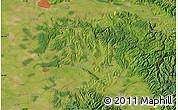 "Satellite Map of the area around 46°51'18""N,22°10'29""E"