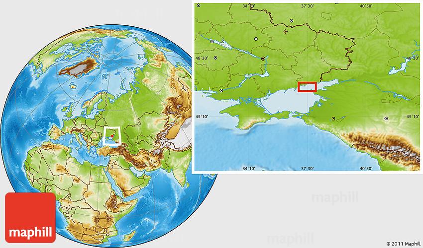 Physical Location Map of Yalta on antwerp map, leningrad map, hiroshima map, crimea map, yalta conference, stalingrad map, yusupov palace, gdansk map, sochi map, livadia palace, mukacheve map, nuremberg map, anapa map, casablanca map, vorontsov palace, vichy map, crimean peninsula map, riga map, tehran map, black sea map, ukraine map, sea of azov, donetsk map, berlin map, caucasus mountains map,