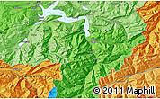 Political Map of Sarnen