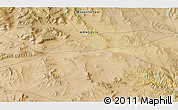 """Satellite 3D Map of the area around 46°51'18""""N,98°40'30""""E"""