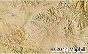 "Satellite Map of the area around 46°51'18""N,99°31'30""E"