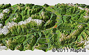 Satellite 3D Map of Chur
