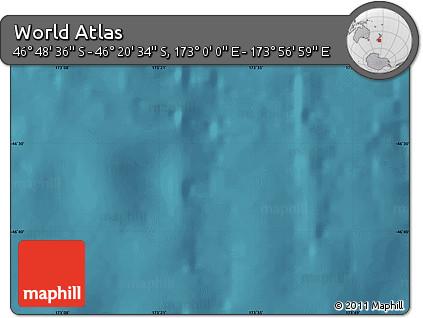 "Satellite Map of the Area around 46°34'35""S,173°28'29""E"
