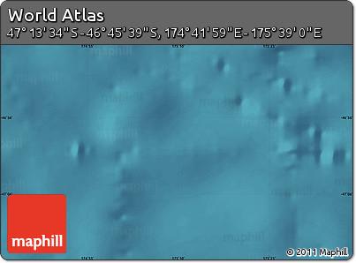 "Satellite Map of the Area around 46°59'36""S,175°10'30""E"