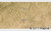 """Satellite 3D Map of the area around 47°16'15""""N,107°10'30""""E"""