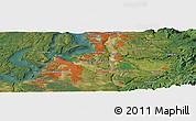 "Satellite Panoramic Map of the area around 47°16'15""N,122°19'29""W"