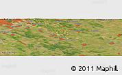 "Satellite Panoramic Map of the area around 47°16'15""N,19°37'30""E"