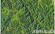 "Satellite Map of the area around 47°16'15""N,25°34'30""E"