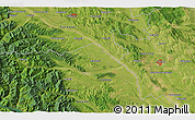 """Satellite 3D Map of the area around 47°16'15""""N,26°25'29""""E"""