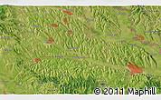 Satellite 3D Map of Focuri