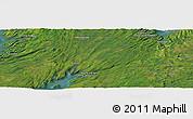 "Satellite Panoramic Map of the area around 47°16'15""N,53°28'30""W"