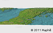 "Satellite Panoramic Map of the area around 47°16'15""N,55°10'29""W"