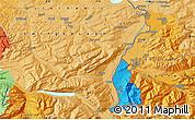Political Map of Vaduz