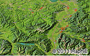 Satellite Map of Vaduz