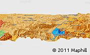 Political Panoramic Map of Herisau