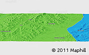 """Political Panoramic Map of the area around 47°41'6""""N,108°1'30""""E"""