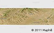 "Satellite Panoramic Map of the area around 47°41'6""N,108°1'30""E"