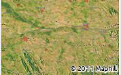 Satellite Map of Győr