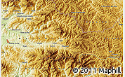 """Physical Map of the area around 47°41'6""""N,24°43'30""""E"""