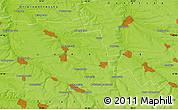 Physical Map of Dobryy Zatyshok
