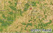 Satellite Map of Auxerre