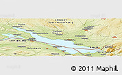 Physical Panoramic Map of Bregenz