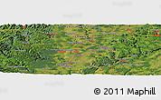 "Satellite Panoramic Map of the area around 48°5'50""N,8°34'29""E"