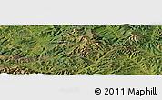 "Satellite Panoramic Map of the area around 48°30'27""N,108°1'30""E"