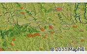 Satellite 3D Map of Chernavka