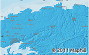 Political Map of Brest