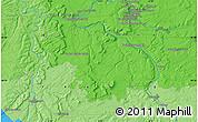 Political Map of Nancy