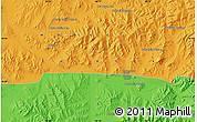 Political Map of Hereheiin Dugang