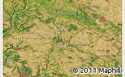 "Satellite Map of the area around 49°19'21""N,1°46'29""E"