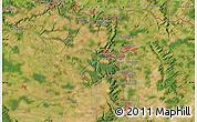 Satellite Map of Moyeuvre-Grande