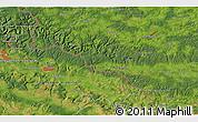 Satellite 3D Map of Virton