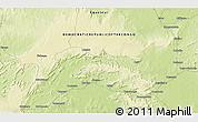 Physical 3D Map of Bosodongopi