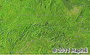 Satellite Map of Balenge