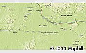 Physical 3D Map of Bolokwa