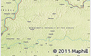 Physical Map of Laga
