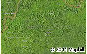 Satellite Map of Laga