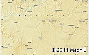 Physical Map of Bambisa