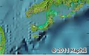 "Satellite Map of the area around 4°53'57""N,119°55'30""E"