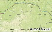 Physical Map of Bila
