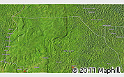 Satellite 3D Map of Bango