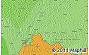 Political Map of Agoumar