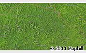 Satellite 3D Map of Bangbanda