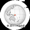 Outline Map of Wilainbemki, rectangular outline