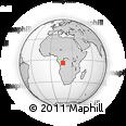 Outline Map of Swa-Tongi, rectangular outline