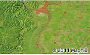 Satellite Map of Blagoveshchensk